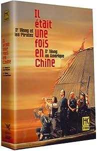 Il était une fois en Chine V & VI : Dr Wong et les pirates / Dr Wong en Amérique - Coffret 2 DVD