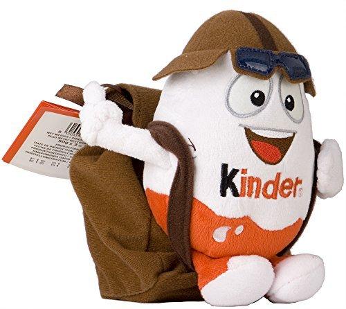 kinder Schokolade KINDERINO Plüschtier inkl. 12 Riegel 150g