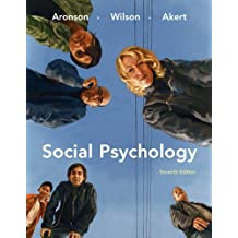 Social Psychology: United States Edition (Mypsychlab (Access Codes))