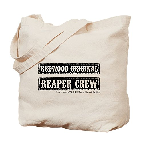 CafePress SOA Reaper Crew Tragetasche, canvas, khaki, S