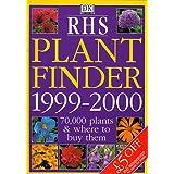RHS Plant Finder 1999/2000 (Royal Horticultural Society)