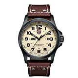 Luminox Atacama Field Herren-Armbanduhr Analog Quarz Leder - XL.1927