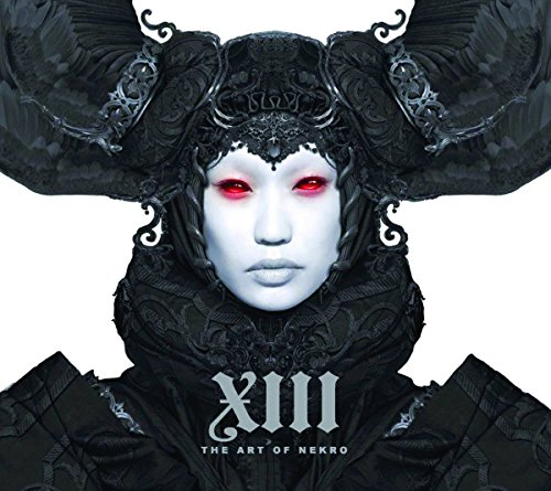 XIII, The art of Nekro (Europeo - Xiii Mystery) por Nekro