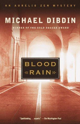 Blood Rain: An Aurelio Zen Mystery (English Edition)