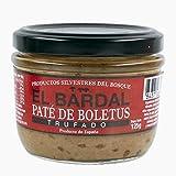 """Paté de Boletus con Trufa Negra Silvestre""""El Bardal"""" - Productos Silvestres del Bosque - Gourmet"""