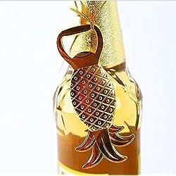 VENMO Abridor Cerveza con Forma de Piña, Recuerdos de Boda Favor Fiesta Regalo