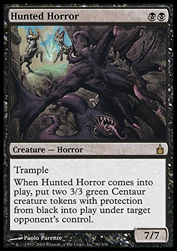 Magic: the Gathering - Hunted Horror - Ravnica by Magic: the Gathering (Hunted Horror)