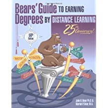 Bears' Guide to Earning Degrees by Distance Learning by John Bear (2000-11-01)