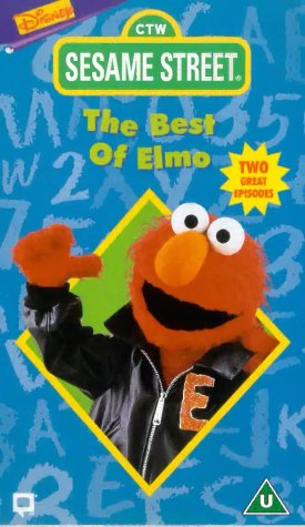 Sesame Street - Best Of Elmo: Two Great Episodes