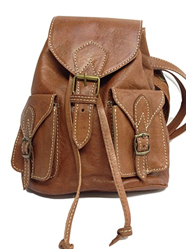 yojan-piel-womens-7500-backpack-brown-marron-brown-size