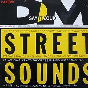 Various Street Sounds 87 2