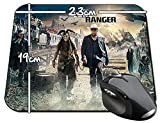 El Llanero Solitario The Lone Ranger Armie Hammer Johnny Depp C Tapis De Souris Mousepad PC