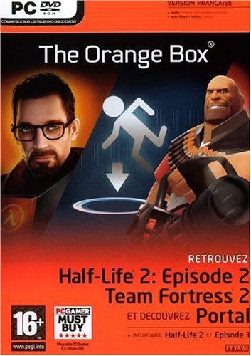 Half- Life 2: The Orange Box [Importación francesa]
