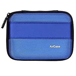 Airplus AirCase HDD Hard Disk Case/Cover For External Hard Disk 2.5 Inch [ROYAL BLUE]