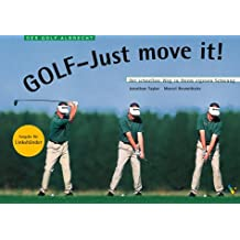 Golf, Just move it!, Ausgabe für Linkshänder