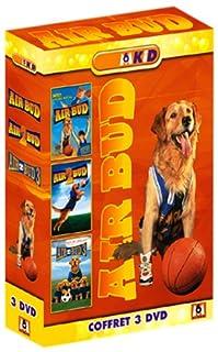 Air Bud 1 / Air Bud 2 / Air Bud 3 - Coffret 3 DVD