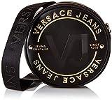 Versace Jeans Couture Bag, Sac à bandoulière Femme, Noir (Nero), 5x17x17 centimeters (W x H x L)