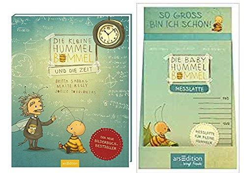 Die Kleine Hummel Bommel und die Zeit Gebundene Ausgabe + Display So groß Bin ich Schon Die Baby Hummel Bommel. Messlatte: mit 10 Ex.