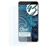 Bruni Schutzfolie für Oukitel C5 Pro Folie, glasklare Bildschirmschutzfolie (2X)