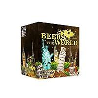 LIVRAISON NON AUTORISE EN BELGIQUE Notre box bière explorer 24 bières, 24 pays + 1 verre est un cadeau d'exception ! Offrez le plaisir de la dégustation des meilleures bières du monde tels que : Cobra , Rasta Trolls , Lion Lager , Cucapa Clasica , Ro...