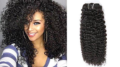 120 Gram Remy Clip in Haarverlängerung Afro-Locken Haar Natürliche Farbe für Schwarze Frauen Vollen Kopf Clip auf Menschliches Haar Extensions Haar Echthaar