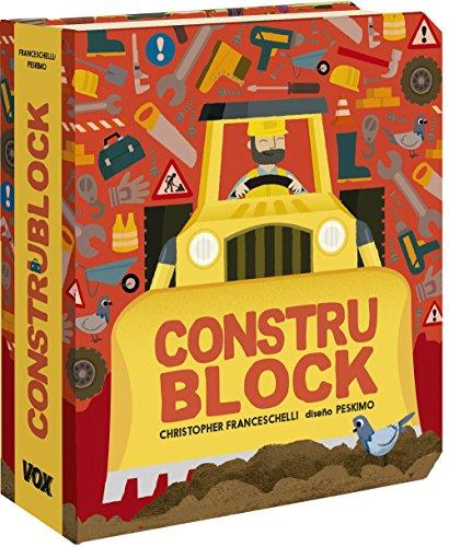 Construblock (Vox - Infantil / Juvenil - Castellano - A Partir De 3 Años) por Vox Editorial