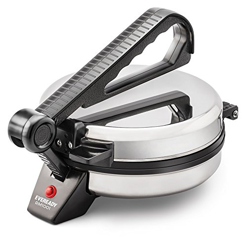 Eveready Rm1001 900-watt Roti Maker (black)