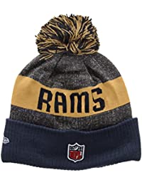 New Era NFL Wintermütze / Bommelmütze, One size
