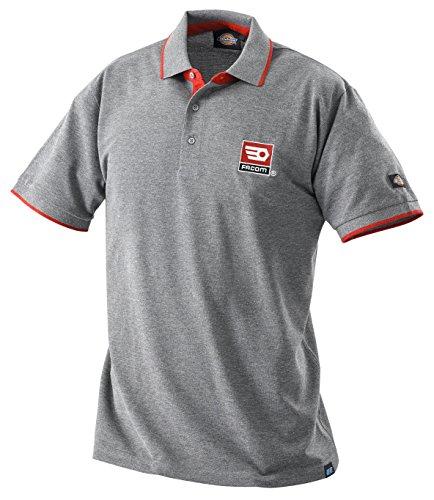 Preisvergleich Produktbild Facom SN.POLOGR Polo-XXL aus Baumwolle, Größe XXL, Grau
