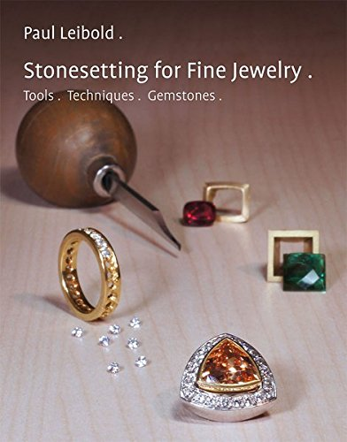 Preisvergleich Produktbild Stonesetting for Fine Jewelry