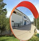 JCM-80o Convesso specchio infrangibile traffico, diametro 80 cm,...