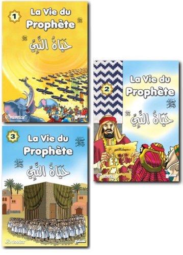 La vie du prophète - En 3 tomes bilingues arabe / français