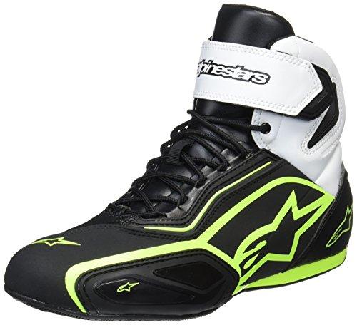 Alpinestars Schnell 2Wasserdichte Motorrad Stiefel/Schuhe–Fluo EU 41 Neon
