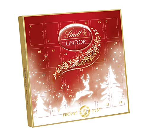 Lindt Lindor Mini-Adventskalender