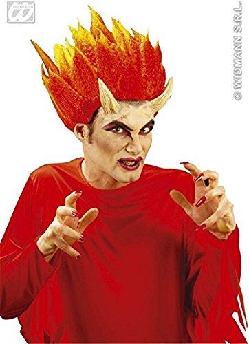 Erwachsene mit Klebstoff (Kostüm Dämon Hörner)