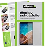 dipos I 2X Schutzfolie matt passend für Xiaomi Mi Pad 4 Plus Folie Bildschirmschutzfolie