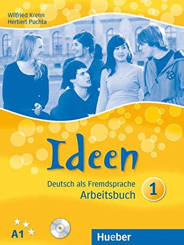 Ideen. Arbeitsbuch. Con CD Audio. Per le Scuole superiori: IDEEN 1 Arbeitsb.+CD z.AB.(ejerc.cicios) por Wilfried Krenn