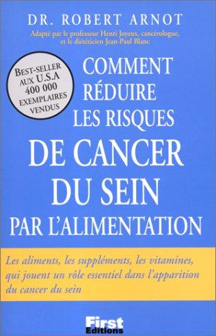 Réduire les risques du cancer du sein par l'alimentation