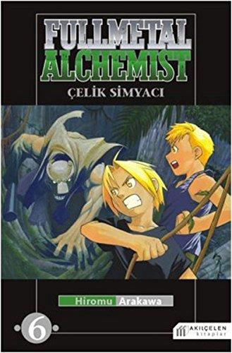 Fullmetal Alchemist - Çelik Simyaci 6