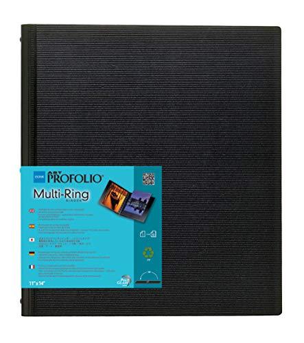 Fotografie und Dokumente 33 x 48 cm Aufkleber f/ür Scrapbooking 4 Seiten Emojis Buchstaben und Zahlen f/ür Kunst Zitate 2 St/ück ITOYA Pr/äsentationsbuch//Portfolio
