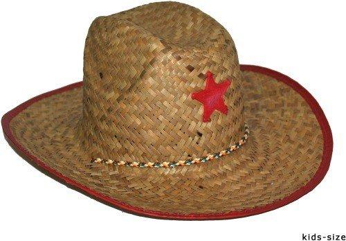 m-Zubehör Cowboyhut für Kinder, Einheitsgröße ()