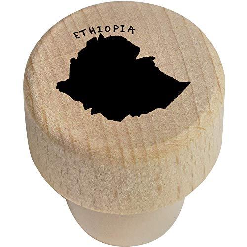 Azeeda 19mm \'Äthiopien\' Flaschenverschluss (BS00011419)