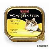 Animonda Cat v. Fein. Senior mit Geflügel 100g