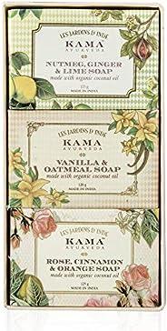 Kama Ayurveda Natural Soap Box