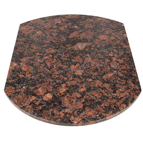 Multigleiter®, Granit Tan Brown Multi-Gleitbrett für den Thermomix® TM5 und TM31 Rollbrett, Küchengleiter