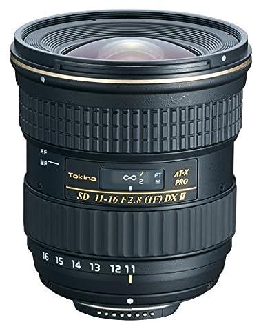 Tokina AT-X 116 PRO DX II Objectif pour reflex Canon