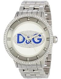 Dolce & Gabbana Prime Time Silver Dial Unisex watch # DW0133