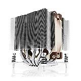 Noctua NH-D9DX i4 3U Premium CPU Kühler für Intel LGA2011 LGA1356 und LGA1366, 92mm, Braun