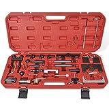 vidaXL Kit Coffret Calage Contrôle Courroie de Distribution Essence Diesel