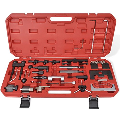 GoodWork4UEu Werkzeug Zahnriemen Spezialwerkzeug Audi, VW, Ford, Volvo Fahrzeuge & Teile Werkstattausrüstung & Werkzeuge Handwerkzeuge (Spezialwerkzeuge Ford)